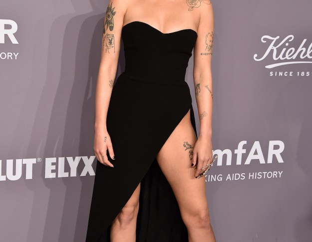 And one star in particular is fed up: Halsey!