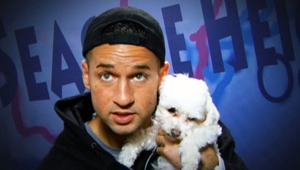 """Mike """"The Situation"""""""