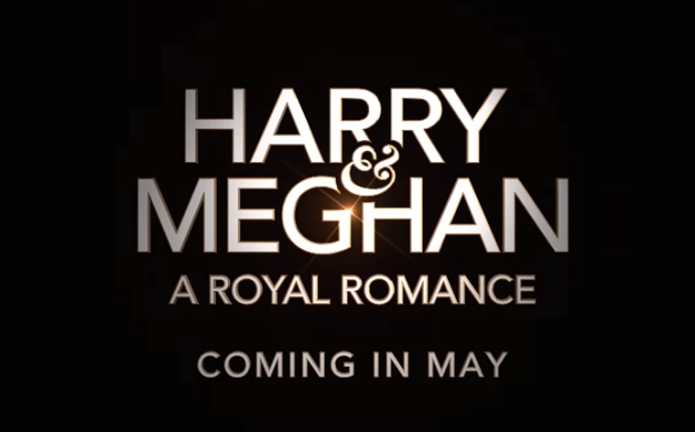 OK but seriously, Harry & Megan: A Royal Romance will premiere in May so please stock up on wine and your other made-for-TV movie snacks of preference.