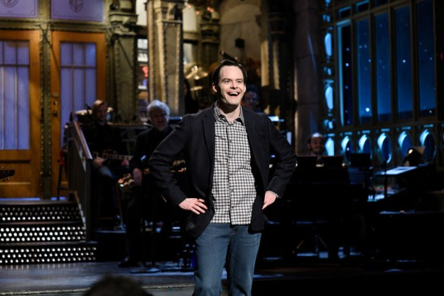 Lucky for us, Bill Hader hosted Saturday Night Live! this week.