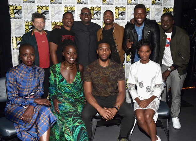 When a movie seems so close to perfect, it's hard to imagine making any changes to it...especially when it comes to the cast. That's how I feel about Black Panther.