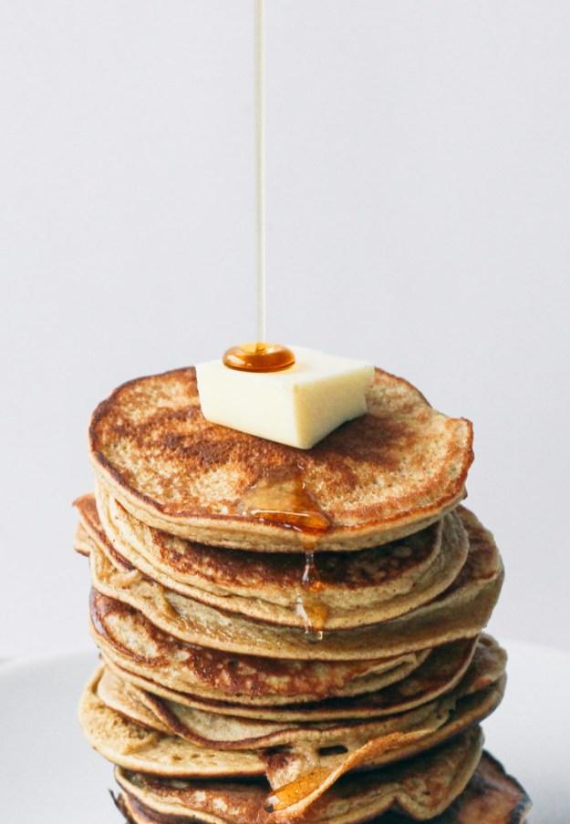 Two-Ingredient Gluten-Free Pancakes