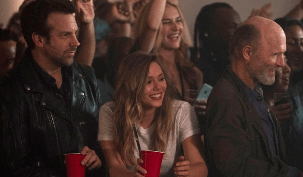 In addition to Infinity War, she's also in the upcoming Netflix movie Kodachrome.