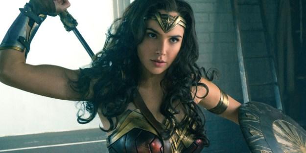 She's literally Wonder Woman.
