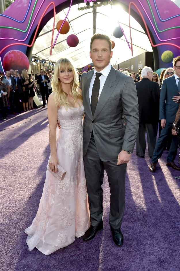 Last year, Anna Faris and Chris Pratt announced their separation after eight years of marriage.