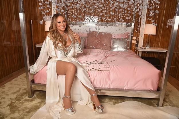 NOT COOL: Mariah Carey