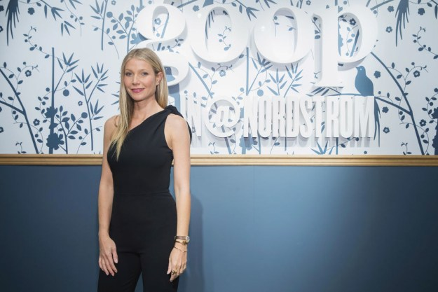 NOT COOL: Gwyneth Paltrow
