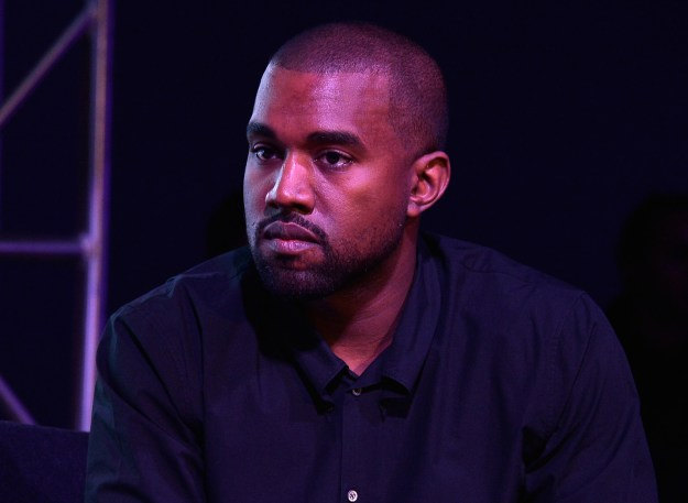 NOT COOL: Kanye West