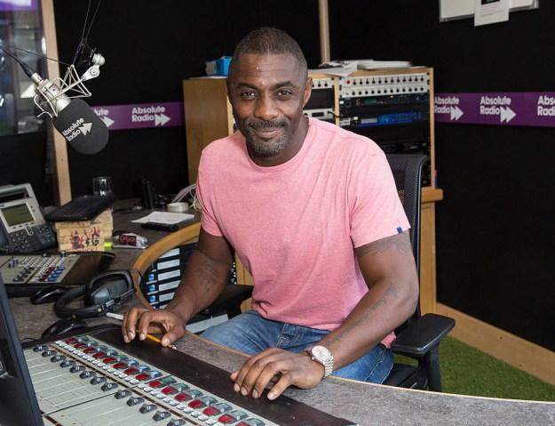 COOL: Idris Elba