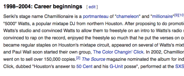 In all sincerity, this very unscientific Wikipedia entry seems to show that Cole was actually not too far off originally. But take it with a grain of salt! My teachers always said not to use Wikipedia as a source!