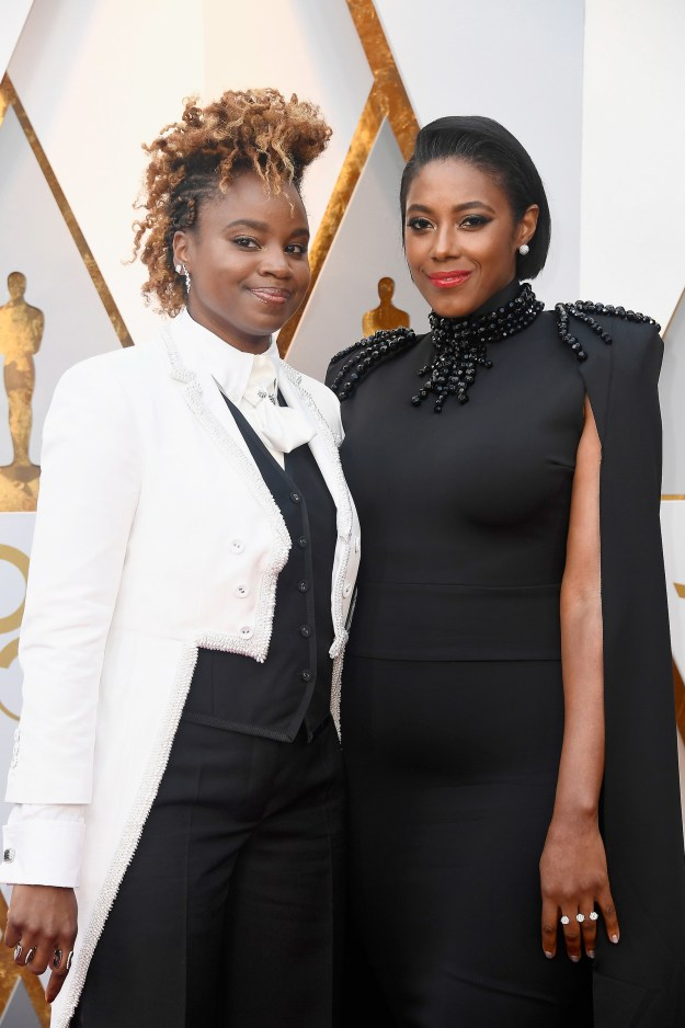 Dee Rees and Sarah Broom