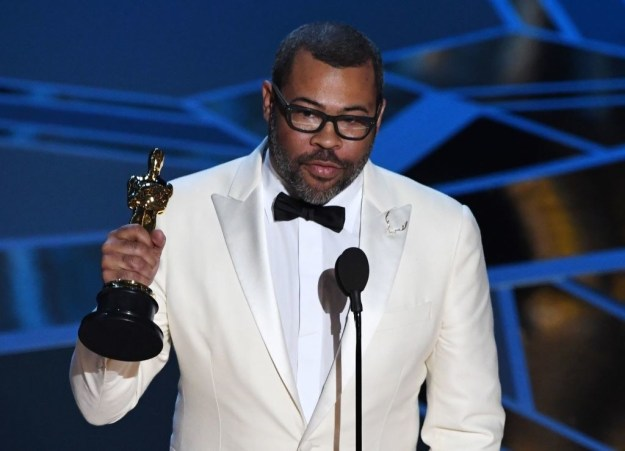 This makes Jordan the FIRST African American to ever win an Original Screenplay Oscar. No biggie.