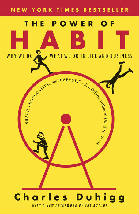 Texas: The Power of Habit by Charles Duhigg