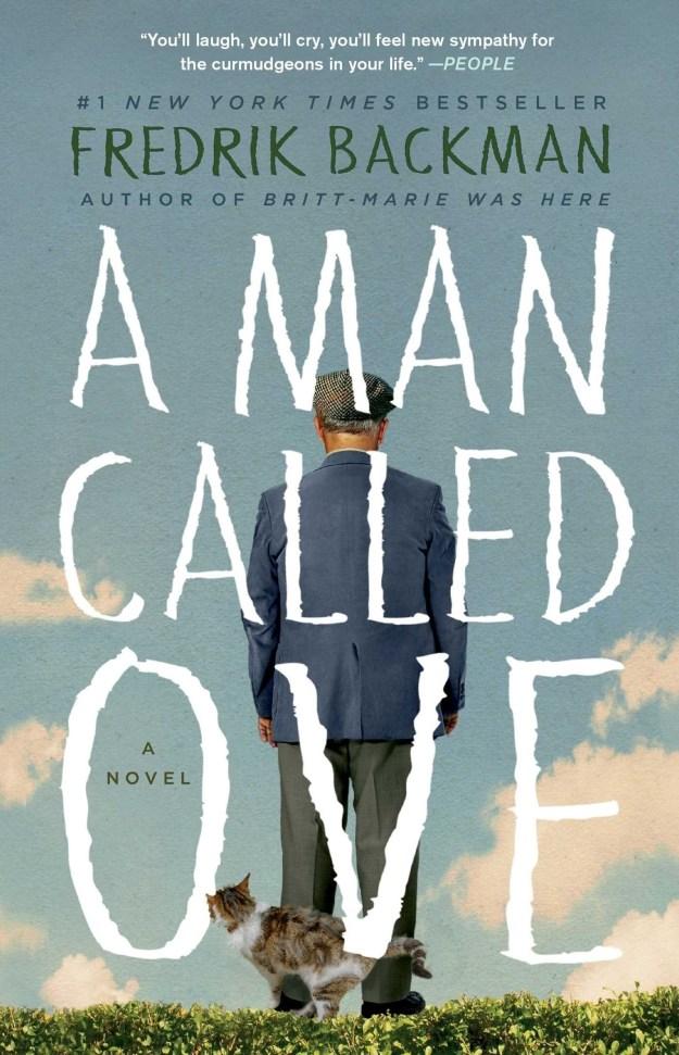 Massachusetts: A Man Called Ove by Fredrik Backman