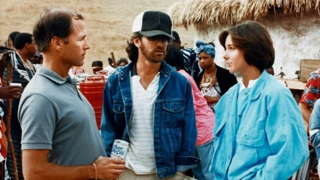 Kennedy's history with Spielberg and Lucas goes all the way back to Raiders of the Lost Ark.