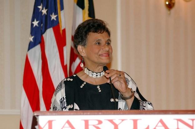 Marilyn Hughes Gaston
