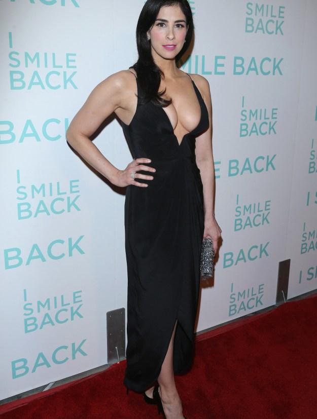 Sarah Silverman, THR's Power 100 Women in Entertainment