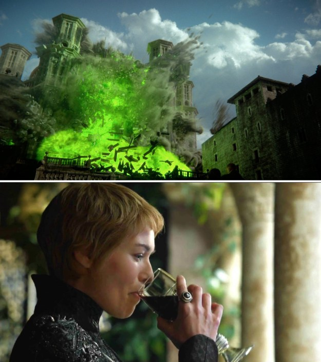 """The most challenging piece Djawadi's composed for the demonstrate is Season 6's nearly 10-minute-long song, """"Light of the Seven,"""" aka that creepy/gorgeous song that plays under the """"Oh shit, flee, Cersei's gonna blow up the Sept of Baelor"""" sequence."""