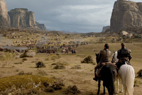 """Benioff and Weiss wanted the theme to capture the overall mood of the demonstrate. Since so many of the characters travel so much, Djawadi wanted it to """"sound like a journey."""""""