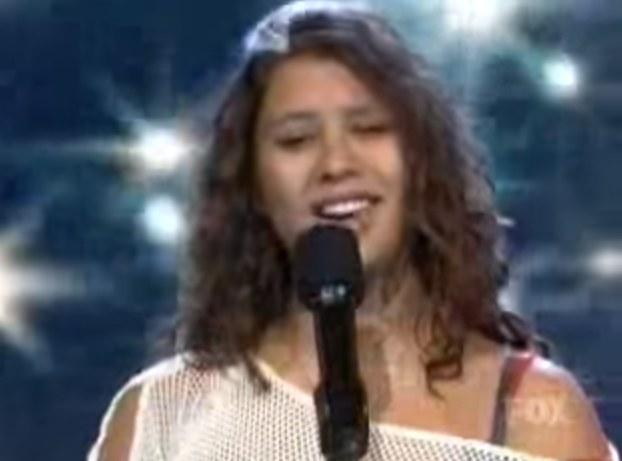 Camile Velasco — American Idol, Season 3