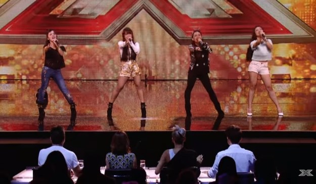 4th Impact — The X Factor UK, Season 12