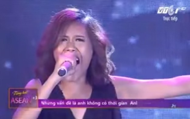 Darlin Joy Baje — ASEAN +3 Song Contest