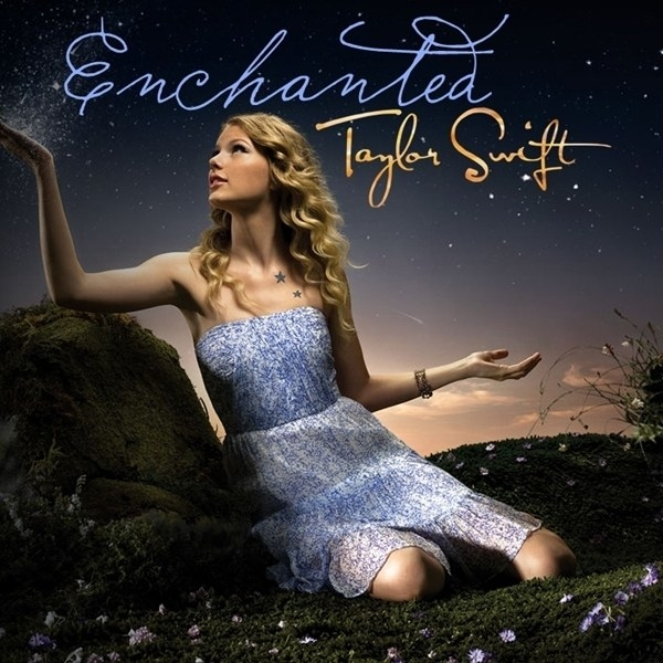 "Our story begins back in 2010. Taylor Swift released her Speak Now album, including a track called ""Enchanted."""