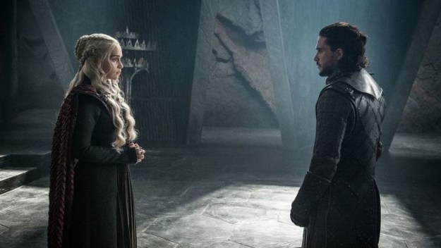 Do you think Daenerys and Jon are gonna have the fire + ice baby of our dreams, or will Tyrion betray Dany before we can get that happy ending?