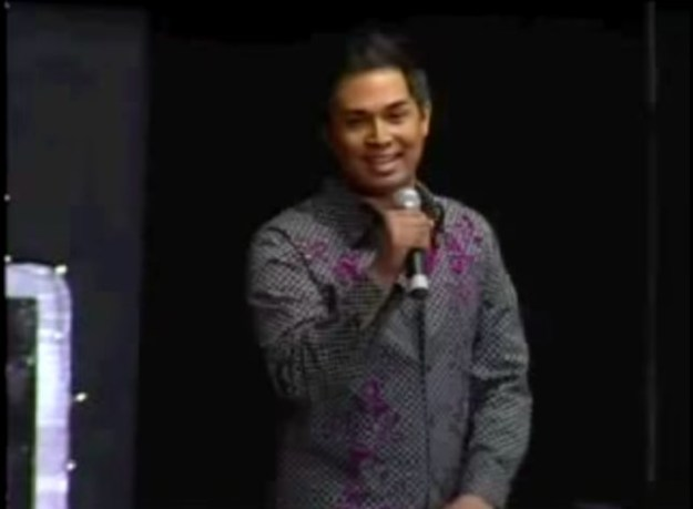 Jed Madela — Voice of Asia 2003 and Grand World Champion for the Performing Arts 2005