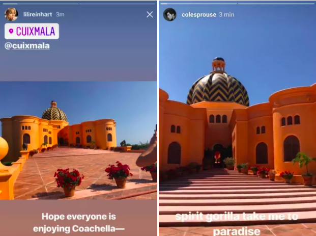 Cole Sprouse and Lili Reinhart are still giving me serious vacation withdrawals on Instagram, as they post beautiful images and videos from their Mexican getaway.