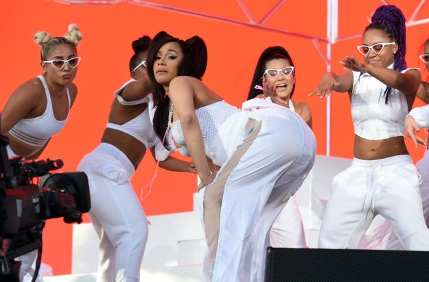 Did you see Cardi B perform at Coachella last weekend? It was twerking, tongue popping greatness at its finest.