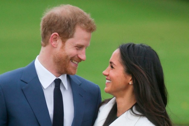 We are now one month away from the most important day of my life: The wedding of HRH Prince Henry Charles Albert David of Wales and Rachel Meghan Markle.