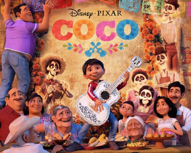 Apparently Christmas came early this year because Pixar's Coco is officially coming to Netflix in May!!!