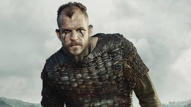Currently, he also stars in the TV show Vikings.