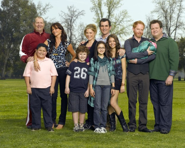 And for good measure, here's the cast in season one: