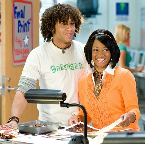 But his on-screen girlfriend Monique Coleman – aka our future president Taylor McKessie – was actually 27 by the third movie, and almost 28!