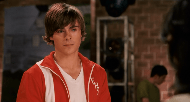 Our leading man, Zac Efron, is 30 years old now, and when HSM3 was released on 24 October 2008, he would've just turned 21.