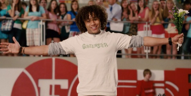 Corbin Bleu and his fantastic hair, which should've won its own Oscar, would've been 19 years old.