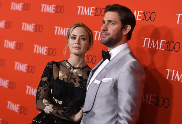 While Gianopulos confirmed the sequel is already in the works, there's no news yet whether the film's director, John Krasinski, who also stars alongside Emily Blunt, will be returning.