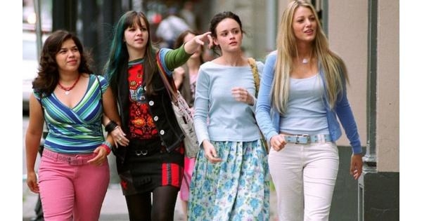 This week, Alexis Bledel went on The Tonight Show and said the words we've all been longing to hear: There might be a third Sisterhood of the Traveling Pants movie.