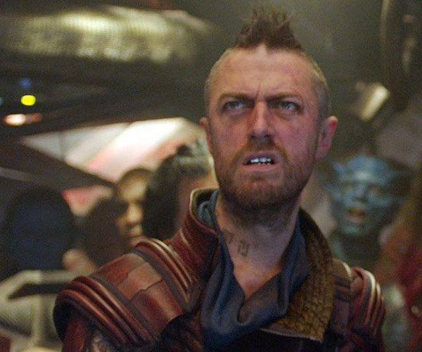 Gunn's worked steadily since his iconic role as Kirk, man of roughly 15,000 jobs within the city limits of Stars Hollow, but you probably now know best from his role as Kraglin in the Guardians of the Galaxy franchise.