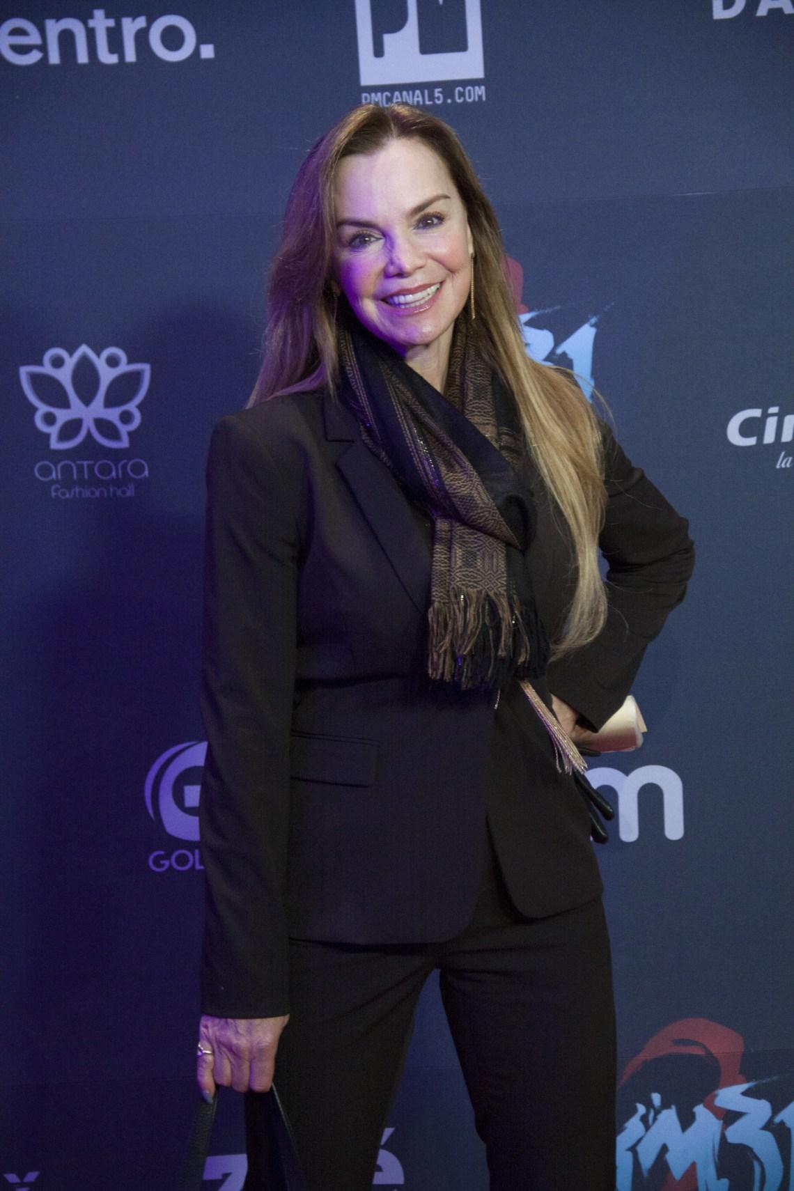 La actriz de telenovelas busca representar a Naucalpan.