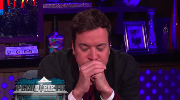 Jimmy Fallon confirmed that he knows why Justin Timberlake and Britney Spears broke up — but he refused to say the reason on air.