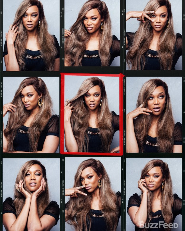 And to learn more about Tyra Banks and her journey to success, check out Perfect Is Boring: 10 Things My Crazy, Fierce Mama Taught Me About Beauty, Booty, and Being a Boss, today.