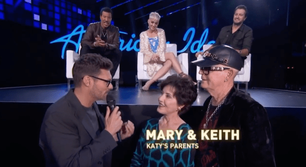 However, I've just discovered a new joy that I never knew I needed — when celebs' parents roast their famous children and take them down a peg. That's what happened to Katy Perry when her parents Mary and Keith came to watch her judge on American Idol.