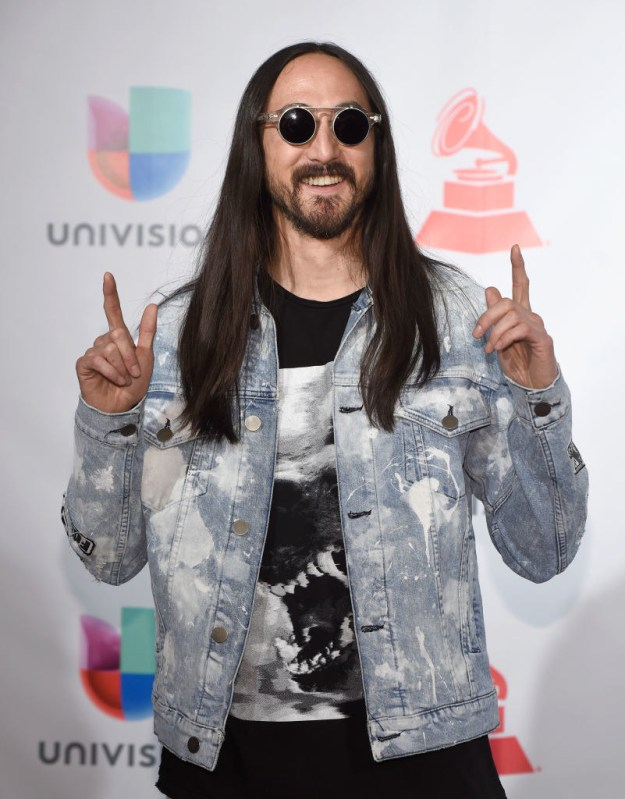 This weekend I came across some info that alerted me to the fact that Steve Aoki, the famous DJ, is the son of the guy that started Benihana.