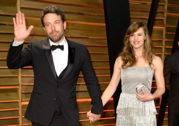 Before Ben Affleck had a back tattoo and the entire world went to shit, he and Jennifer Garner procreated and had three children together!