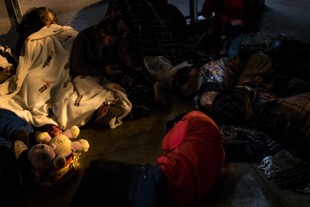 The caravan of asylum seekers in mexico is running into a massively the caravan of asylum seekers in mexico is running into a massively backlogged us system fandeluxe Image collections