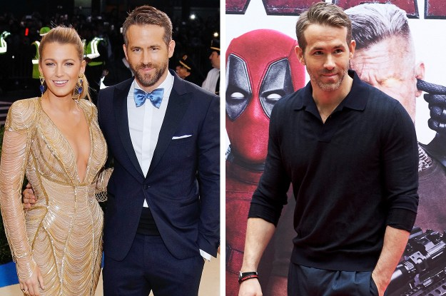 It's even cuter considering Blake and Ryan usually attend the event together, but Blake had to fly solo as Ryan was in Madrid promoting Deadpool 2.