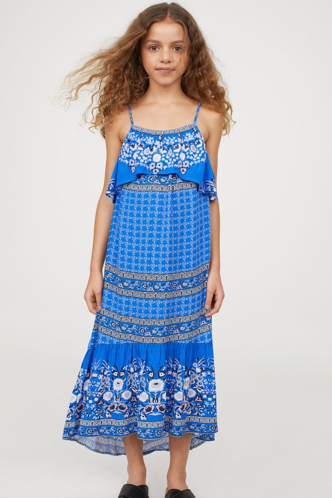 Get it from H&M for $24.99 (available in 8Y-14Y+ and in blue and red).